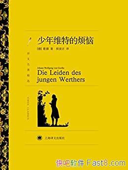 《少年维特的烦恼》歌德/震撼德国乃至欧洲一代青年的心/epub+mobi+azw3