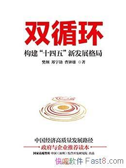 《双循环:构建十四五新发展格局》樊纲/国内大循环为主/epub+mobi+azw3
